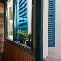 14 - Vegan House / Block Architects: Ấn tượng với những cửa sổ cũ