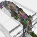 27 - Vegan House / Block Architects: Ấn tượng với những cửa sổ cũ