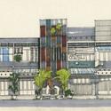 28 - Vegan House / Block Architects: Ấn tượng với những cửa sổ cũ