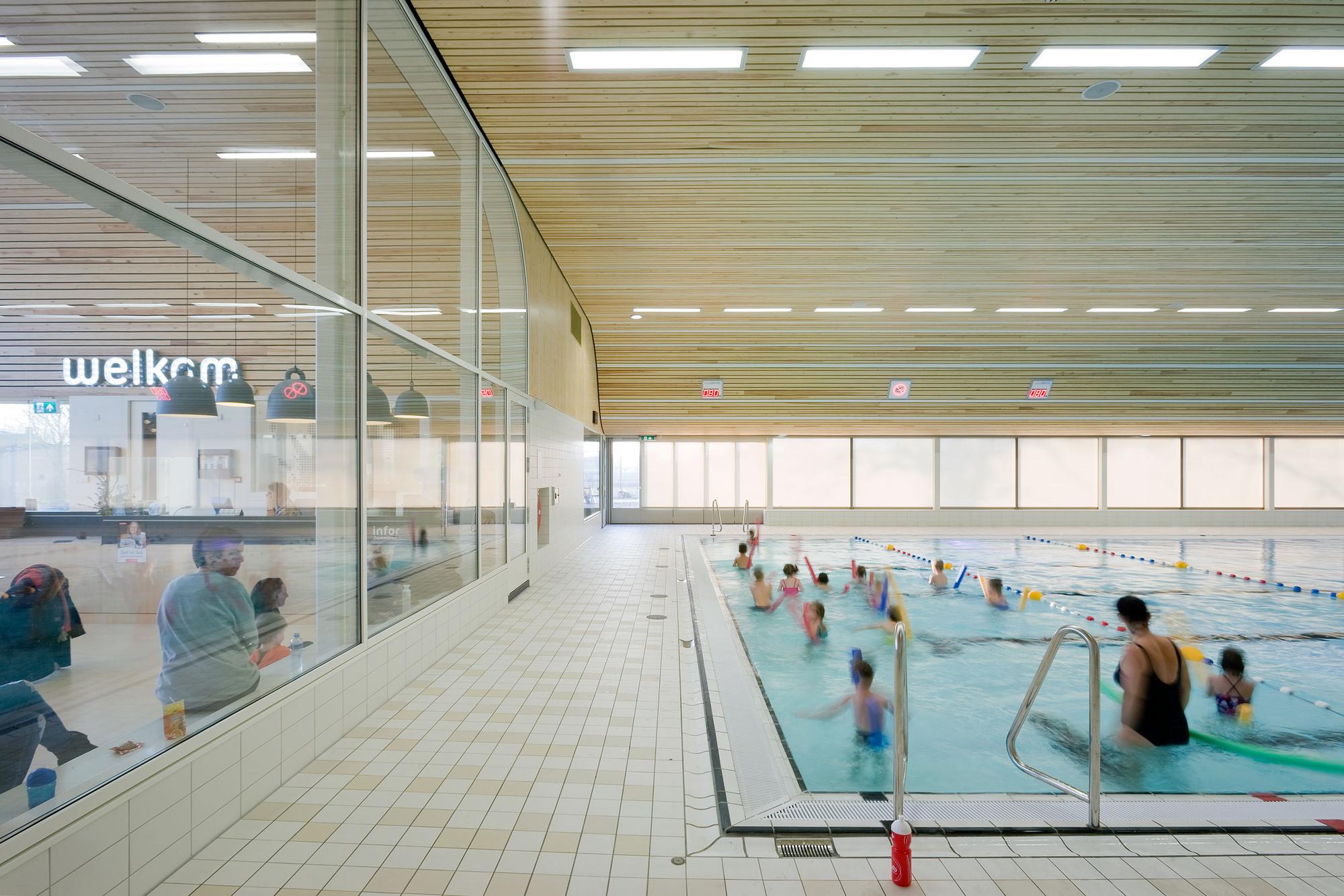 Gallery Of 39 De Heuvelrand 39 Voorthuizen Swimming Pool Slangen Koenis Architects 4