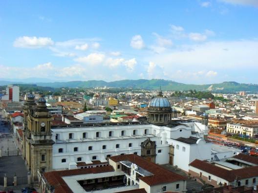 Centro histórico de Guatemala. © Oscar Mota, vía Flickr.