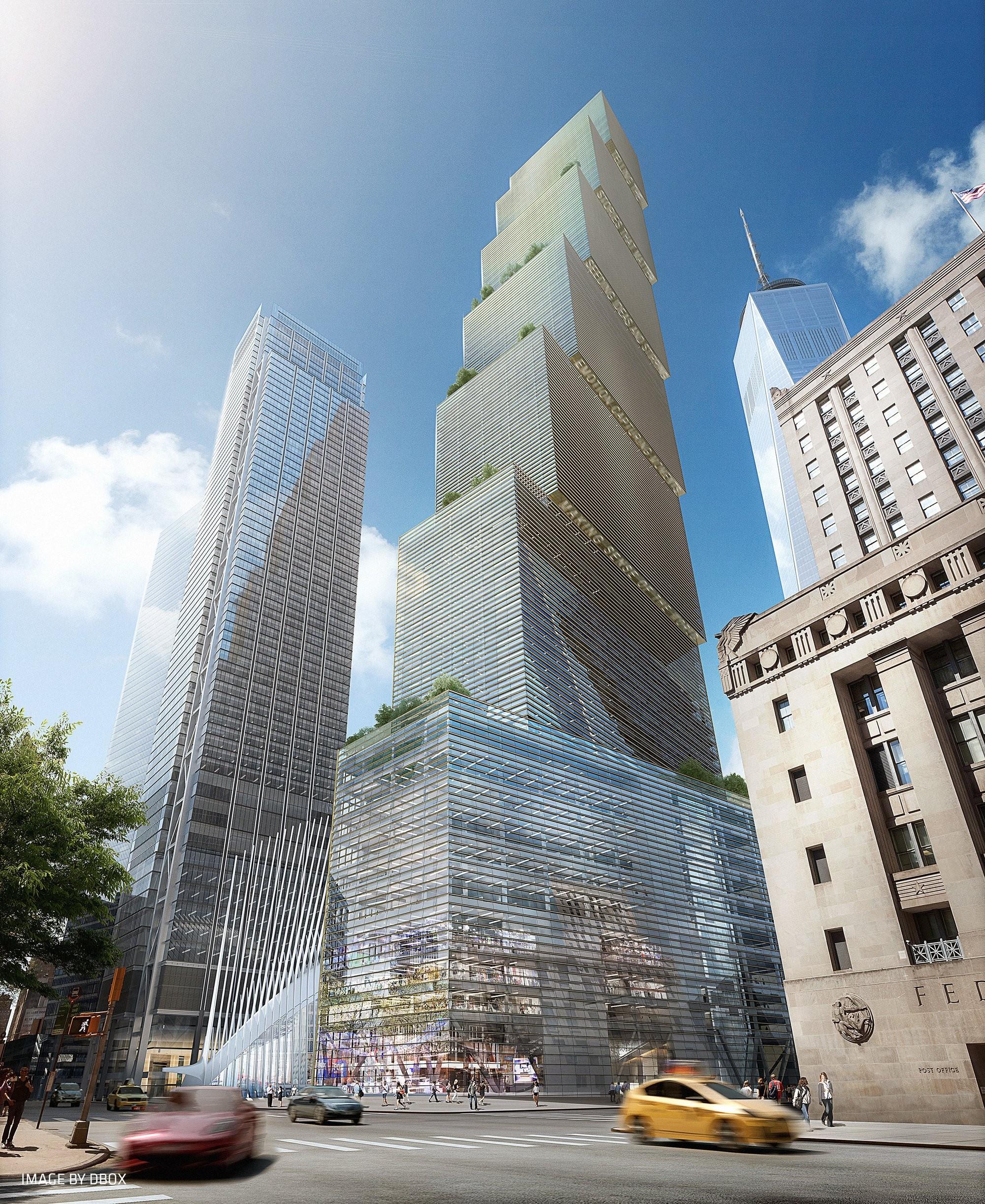 Bjarke Ingels Talks About Two World Trade Center