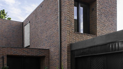 McIlwrick Residences / B.E Architecture