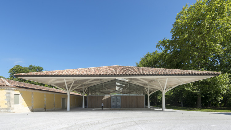 Bodega Chateau Margaux / Foster + Partners, © Nigel Young / Foster + Partners