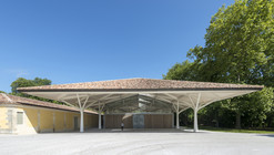 Bodega Chateau Margaux / Foster + Partners