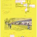 Lámina #03. Image Cortesia de Beals + Lyon Arquitectos