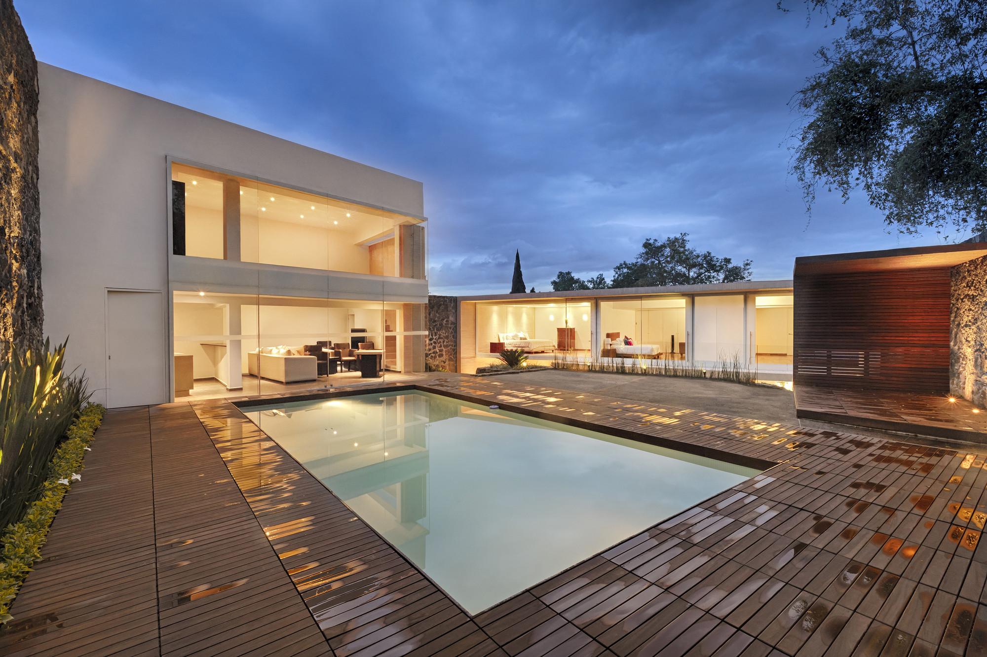 Galeria de casa fuego 121 dpg arquitectos 20 for Arquitectos para casas