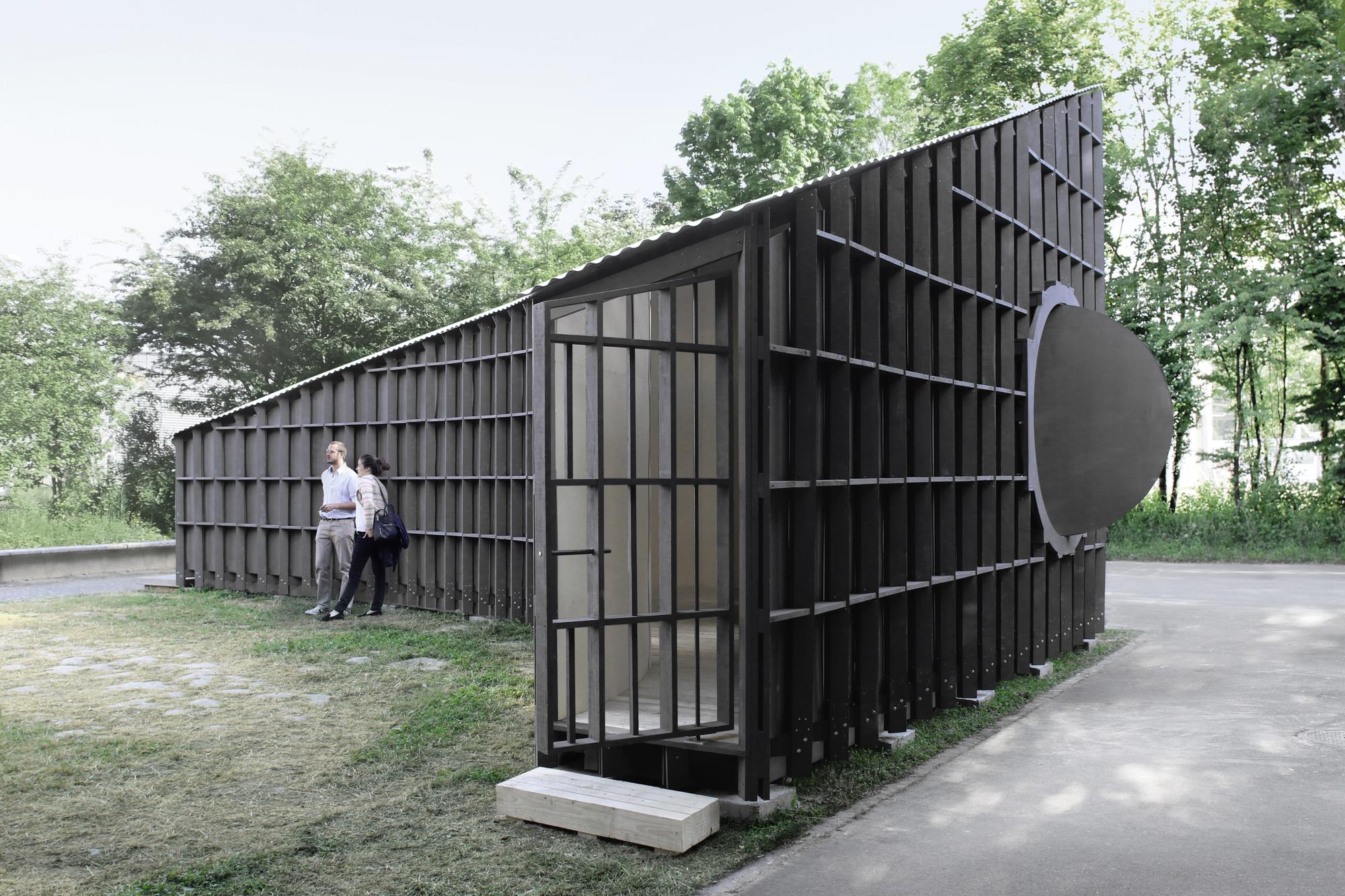 Best Room Pavilion / EAST + Aff Architekten, © Sebastian F. Lippok