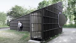 Best Room Pavilion / EAST + Aff Architekten