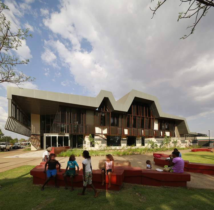 The New Kununurra Courthouse / TAG Architects + iredale pedersen hook architects