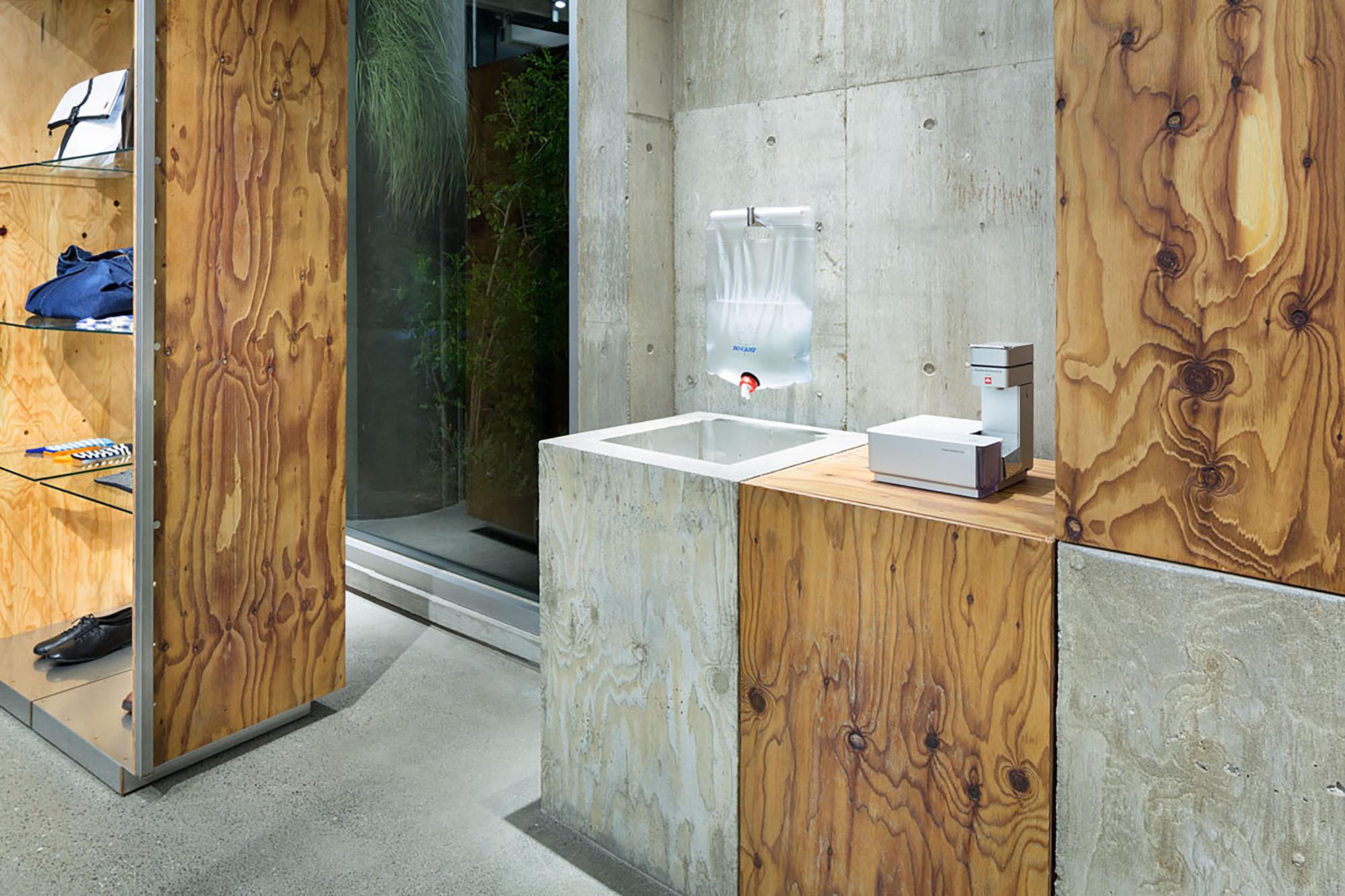 CABANE de ZUCCa Daikanyama / Schemata Architects | ArchDaily
