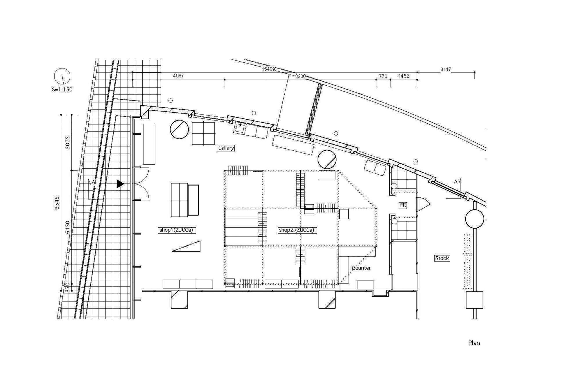 Gallery Of Cabane De Zucca Daikanyama Schemata Architects 11