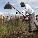 Primeiro dia de mutirão em Suzano. Image © USINA CTAH