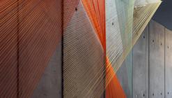Arte e Arquitetura: Prisma, fios que conduzem ao ilusório espaço geométrico por Inés Esnal
