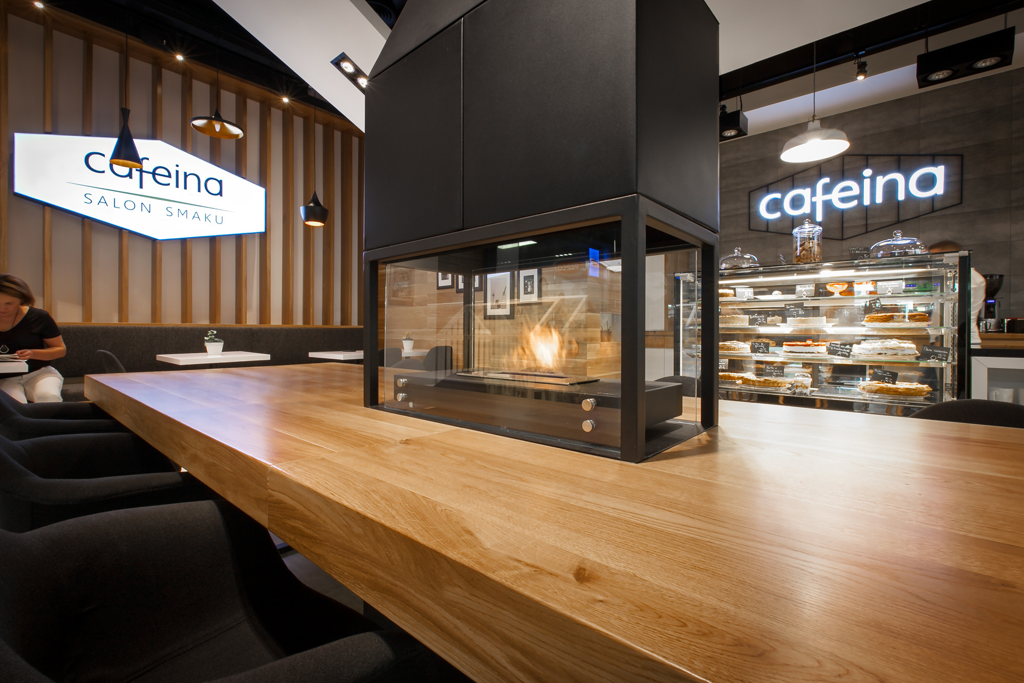 Gallery of cafeina caf mode lina architekci 5 for Trend design shop