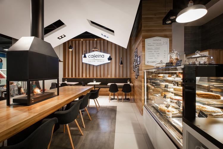 Cafeina Café / mode:lina architekci, © Marcin Ratajczak