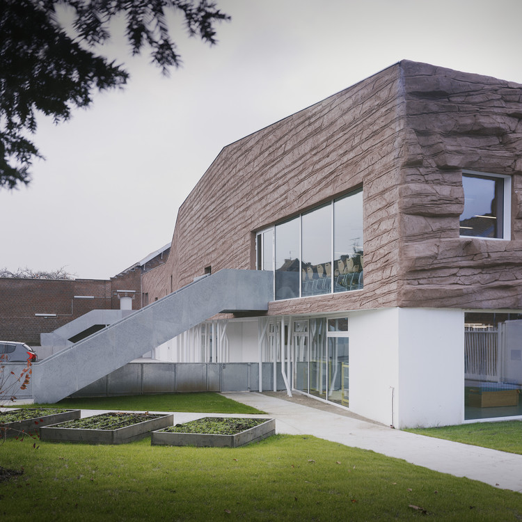 The Roc / D'HOUNDT+BAJART architectes&associés, Cortesia de D'HOUNDT+BAJART architectes&associés
