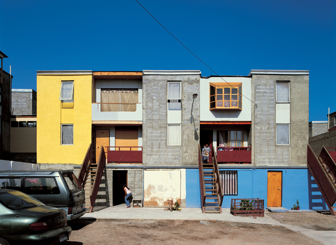Design Needs a Social Conscience, ELEMENTAL's Quinta Monroy Housing. Image Courtesy of ELEMENTAL