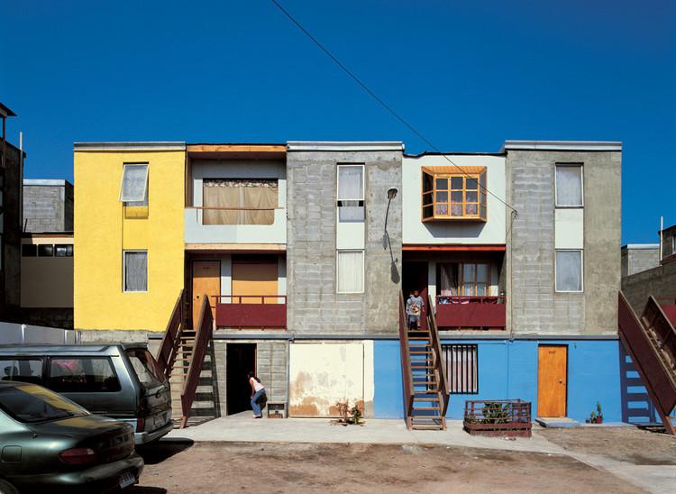 A arquitetura precisa de consciência social, Quinta Monroy, por ELEMENTAL. Cortesia de ELEMENTAL