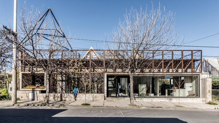 Hotel Mousai  / Estudio M + N, © Gonzalo Viramonte