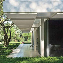 Miller House and Garden / Eero Saarinen. Image Courtesy of Indianapolis Museum of Art
