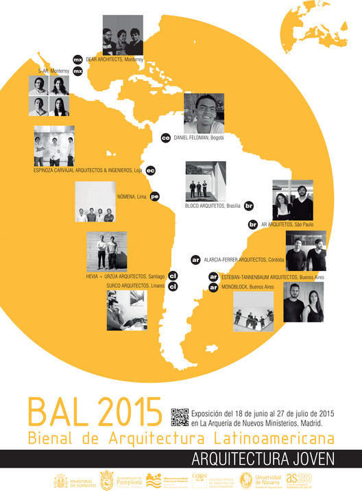 Inauguración exposición IV Bienal Arquitectura Latinoamericana / Madrid