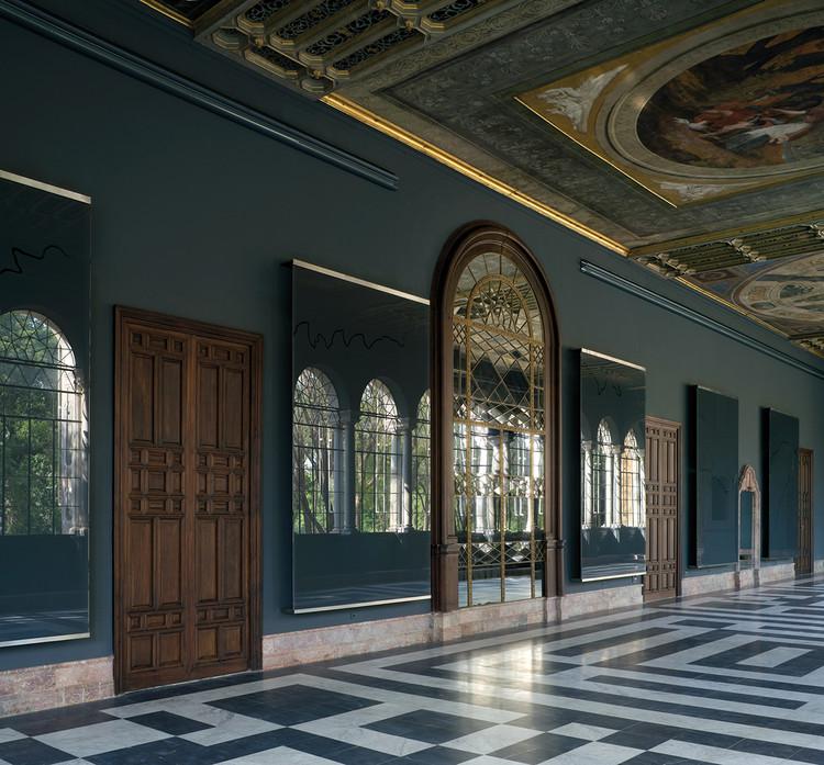 Restauración Palacio de San Telmo / Vázquez Consuegra