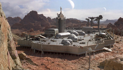 """Cine y Arquitectura: """"Starship Troopers"""" (1997)"""