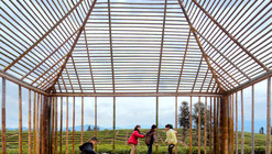 Bamboo Pavilion / DnA_Design and Architecture