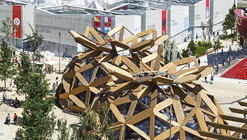 Copagri Pavilion 'Love IT' / EMBT