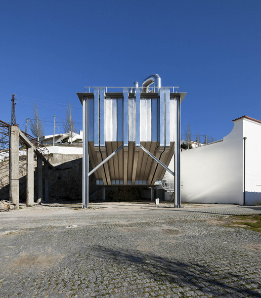 Auditorium A / Eduardo Souto de Moura + Graça Correia, © Luís Ferreira Alves, Christian Richters
