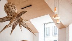 Loja e Espaço Expositivo em Marseille / Atelier M3a Architectes