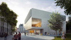 HPP Selected to Redesign Cologne's University of Music and Dance