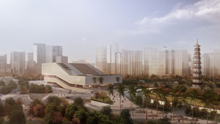 gmp Architekten Wins Competition to Design Guangzhou City Museum