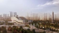 gmp Architekten, primer lugar en concurso internacional para diseñar el Museo de Guangzhou