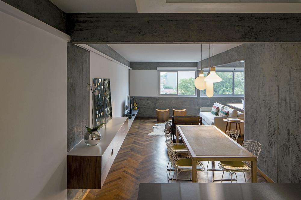 Apartamento FT / Pascali Semerdjian, © Leonardo Finotti