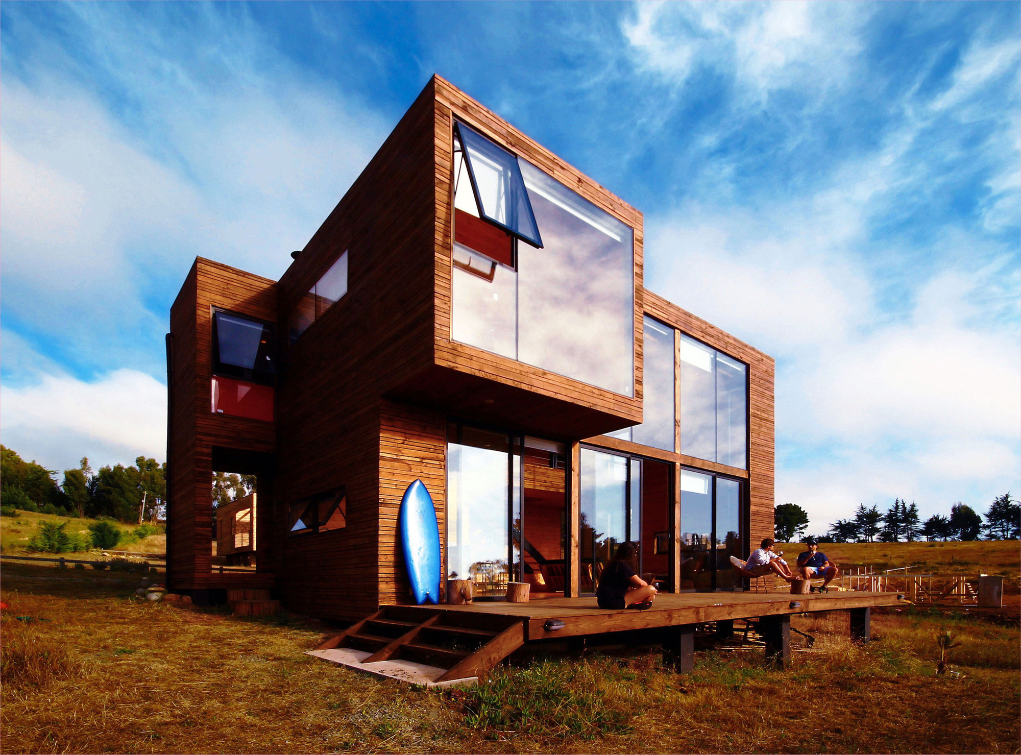 H House / PAARQ Arquitectos, © Paula Monroy