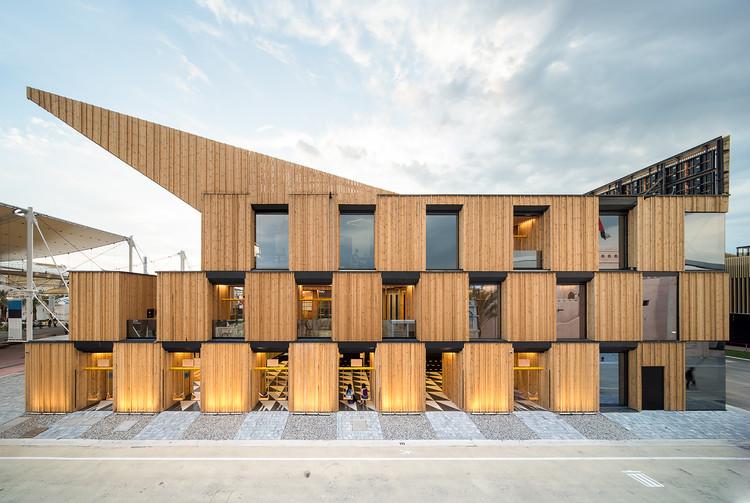 Pabellón de Estonia Expo Milano 2015  / Kadarik Tüür Arhitektid, © Filippo Poli