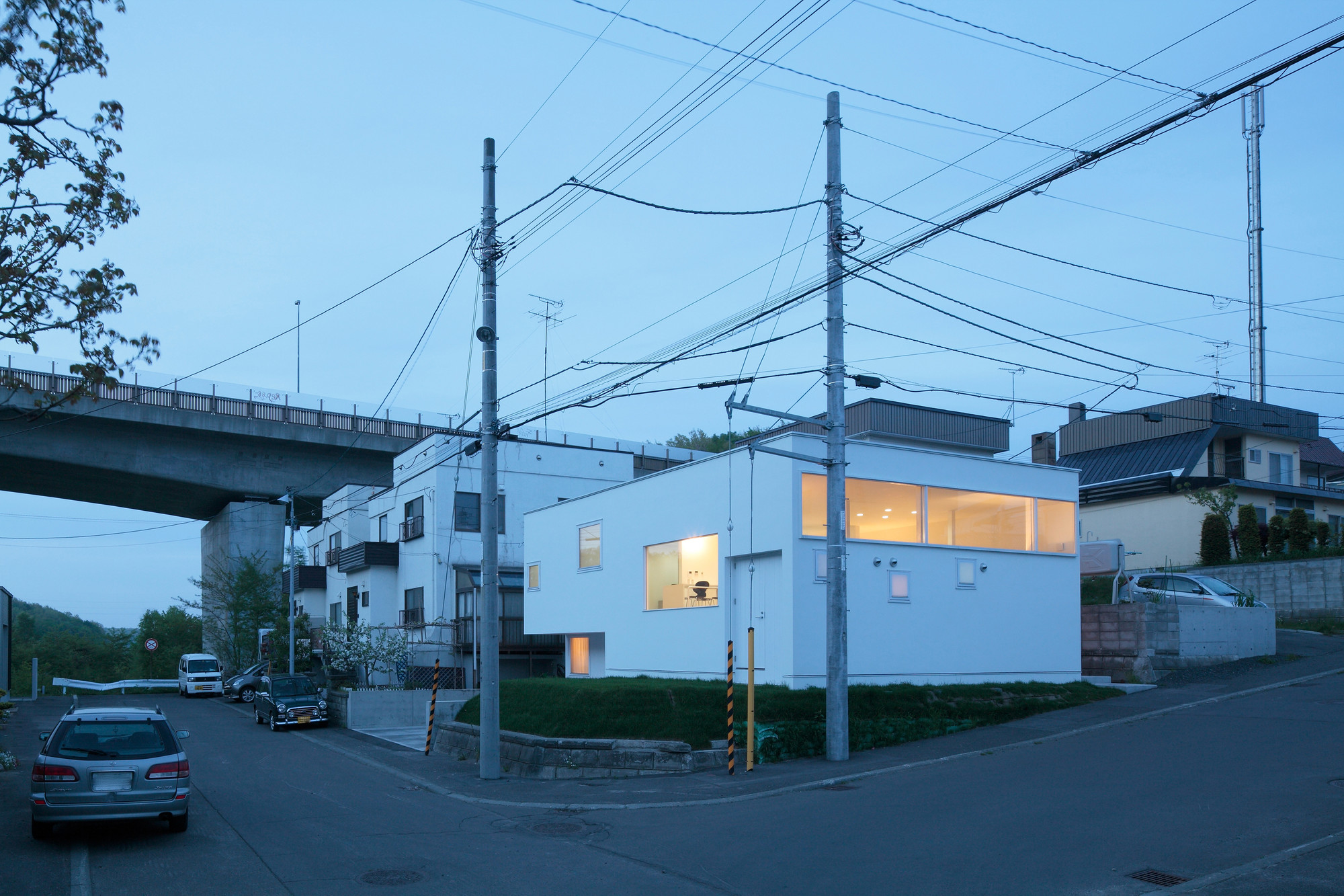 Spiral House / Keikichi Yamauchi architects and associates, © Koji Sakai