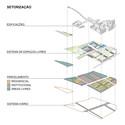 Diagrama - setorização. Image Cortesia de Estúdio 41