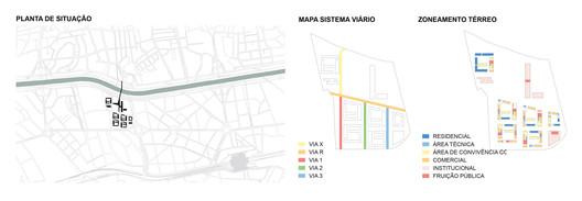 Diagrama - Urbano 1. Image Cortesia de Estúdio 41