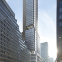 425 Park Avenue. Image © Visualhouse for Foster + Partners