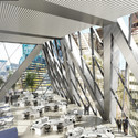 Premium Office Space. Image © DBOX for Foster + Partners
