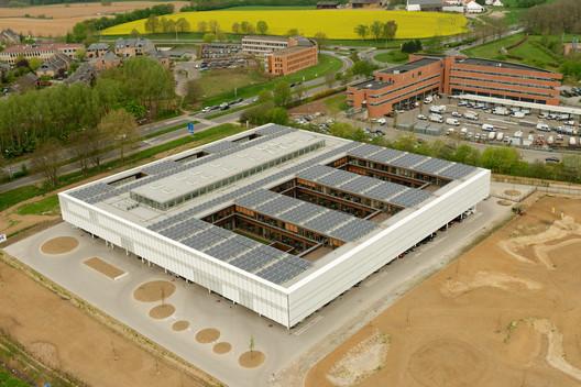 Escritório Sede da AGC Glass Europe / SAMYN and PARTNERS