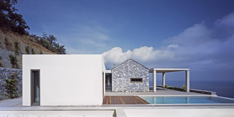 Villa Melana / Valia Foufa + Panagiotis Papassotiriou, © Erieta Attali