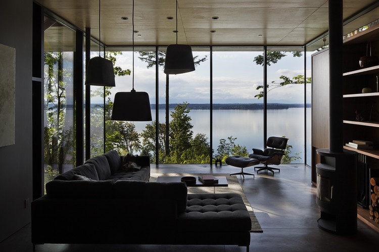 Case Inlet Retreat Mw Works Archdaily