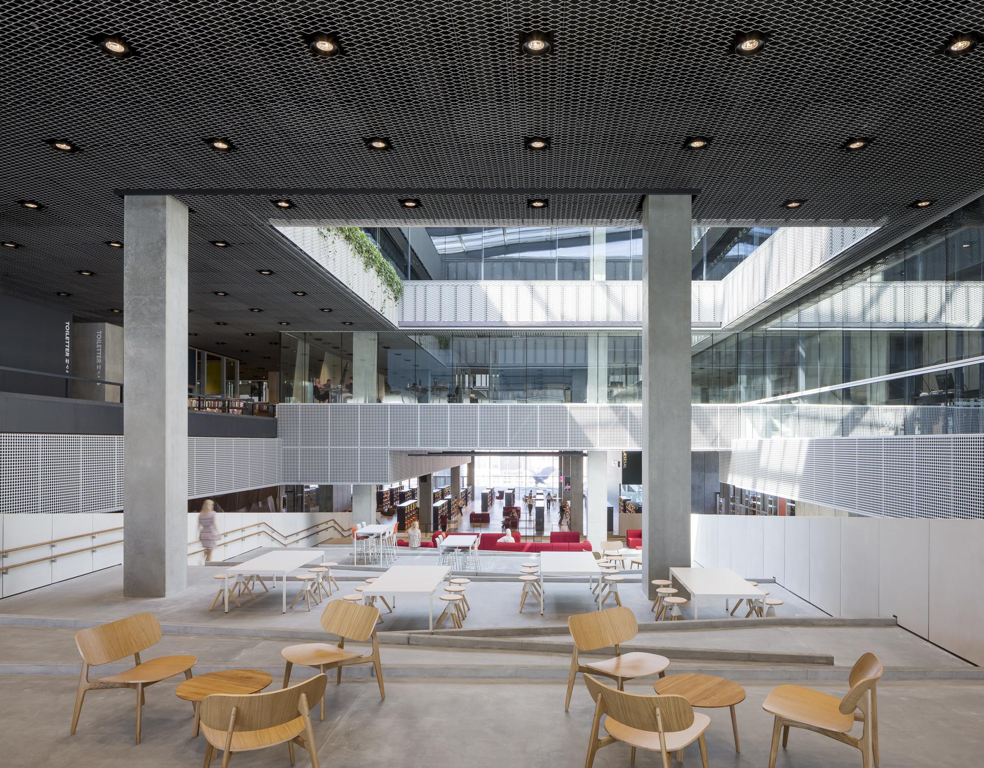 Dokk1 Schmidt Hammer Lassen Architects Archdaily