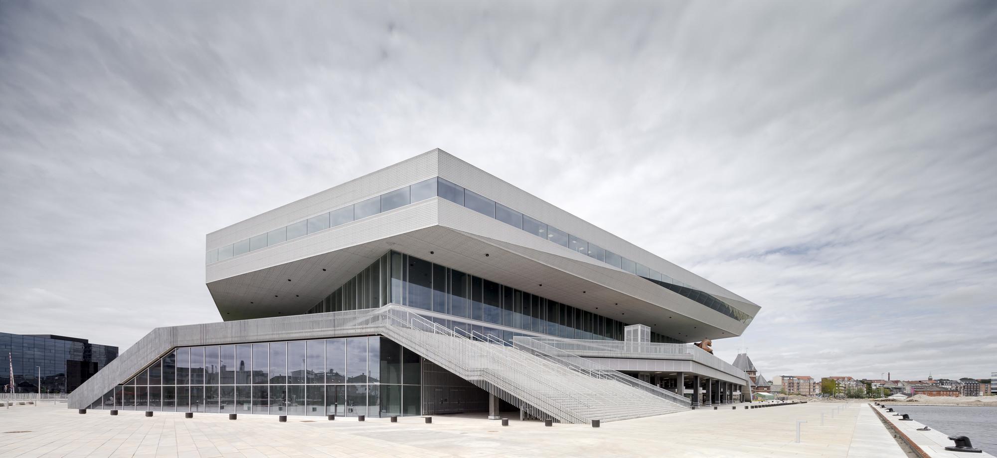 Dokk1 / schmidt hammer lassen architects, © Adam Mørk