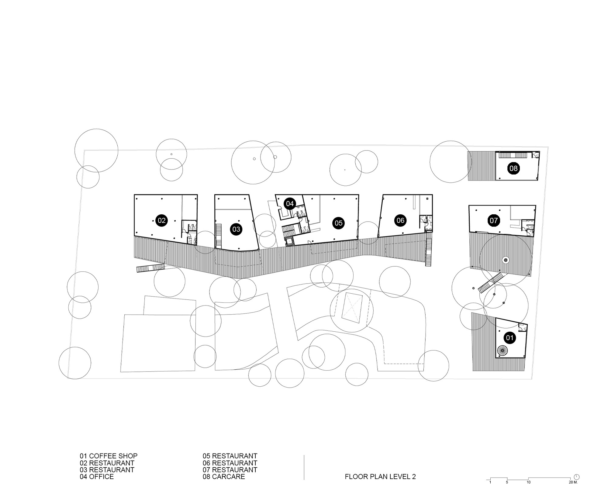 Galería De Kurve 7 / Stu/D/O Architects