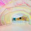 Serpentine Pavilion designed by selgascano 2015. Image © Iwan Baan